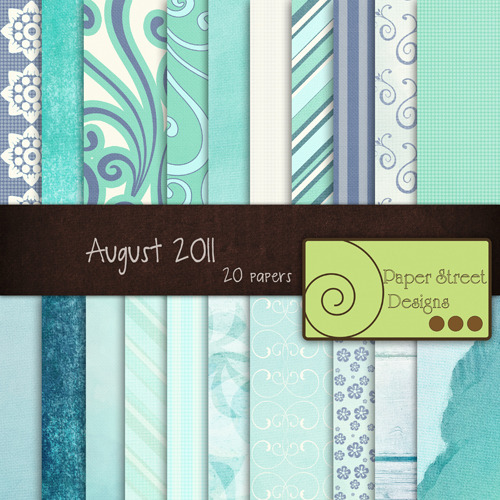 The Paper Street Designs incentive program has  begun these wonderful papers will only be available in August and can be yours free! http://www.paperstreetdesigns.com