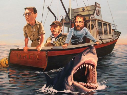 crookedindifference:  You're gonna need a bigger boat.