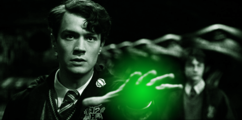 disorderlycompulsion:  Harry Potter Alphabetϟ T is for Tom Marvolo Riddle