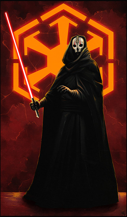 the-darkness-within:  Darth Nihilus : By Rodrigo A. Branco