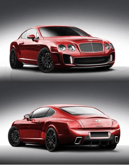 I have never wanted a Bentley before. Until now.