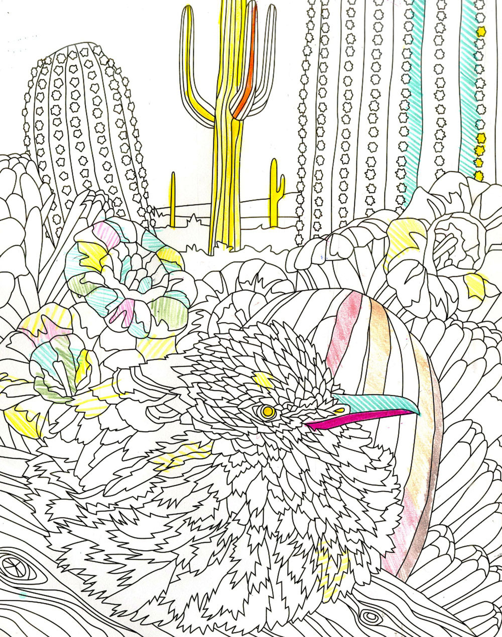another coloring book