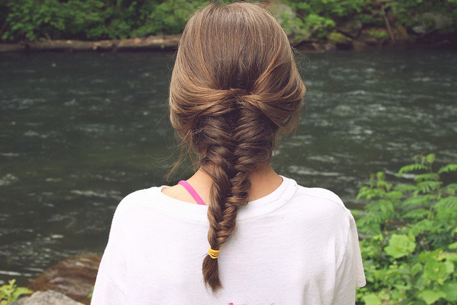 curlytweets:  fishtail by hadar.bensimon on Flickr.
