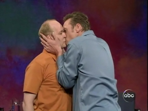 "30 Day TV Challenge Day 21- Favorite friendship. From ""Whose Line is it Anyway?"" Ryan and Colin. When these two get together and do improv, magic happens. It is super obvious that they are friends in real life when they perform. Also, no one else on the planet has the ability to make Ryan break character and laugh as hard as Colin can."