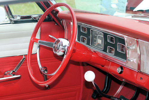 MOPAR MONDAY moparsinmotion:  65 Belvedere Dash on Flickr.