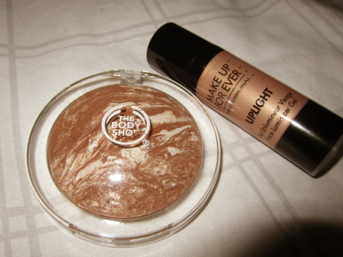 Bronzers are the bomb!