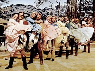 7 brides for 7 brothers // Stanley Donen // 1954 There is a Musical Mood and here you have the remedy.