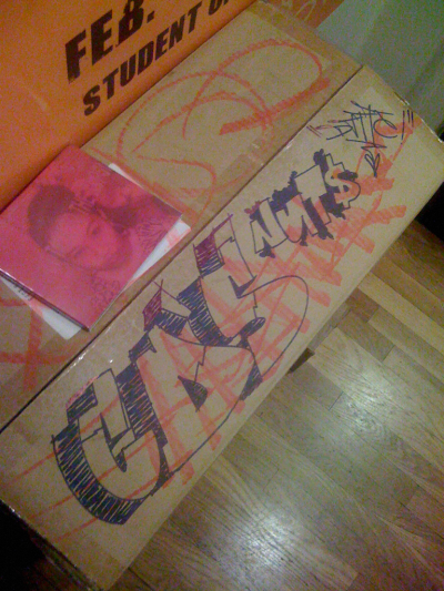 djblesone:  Get your DtttC! CD at www.donttalktothecopsmusic.com & get your City Arts wristbands to see us at Showbox Market ALL AGES!!! www.cityartsfest.com