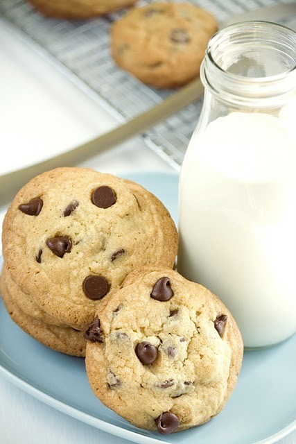 Vanilla Pudding Chocolate Chip Cookies recipe.