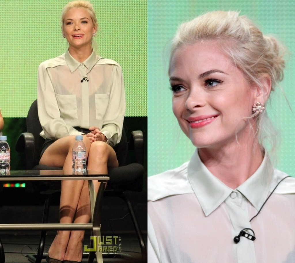 Jaime King at the 2011 Summer TCA Tour on August 4 in Beverly Hills, CA