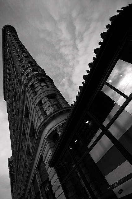 flatiron by mudpig on Flickr.