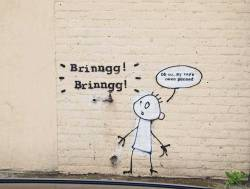 banksystreetart:  New Banksy spotted, location still unknown!