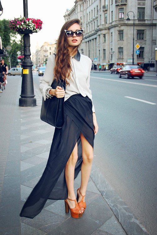 college-fashionista:  Sheer Perfection