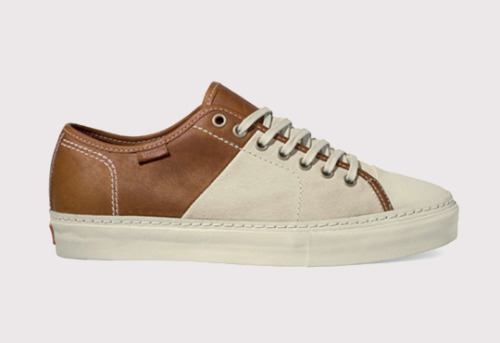 Vans Vault for August 2011 – Priz Laced LX 'Two-Tone'