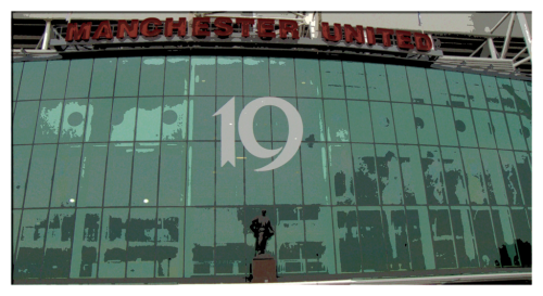 Day 8- Old Trafford!! We went to Manchester today and watched Manchester United train at The Theater of Dreams. United were getting ready for the Community Shield match tomorrow against Man City.