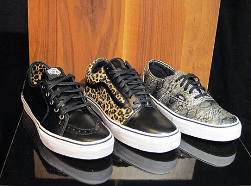 Vans Syndicate sole Spring 2012 offering at Agenda HB. Working with skaters Jason Dill and Anthony Van Engelen.