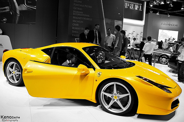 theautobible:  Ferrari 485 Italia by Keno Zache on Flickr.  nice!