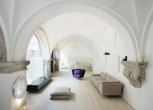 simplypi:  Architectural restoration by MINIM interior designers