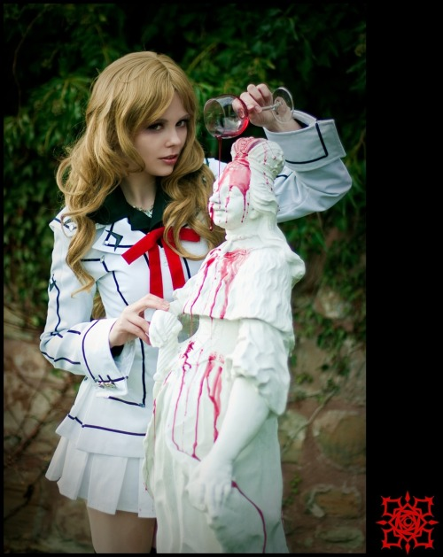 vampireknightyuukikuran:  ~Beautiful Ruka Souen cosplay…