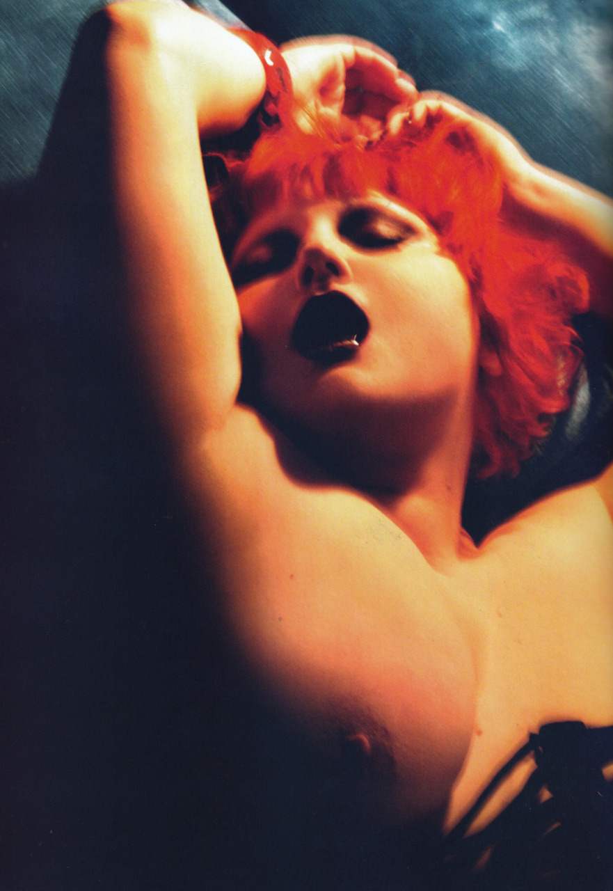 Beth Ditto by Mert Alas and Marcus Piggot for Love