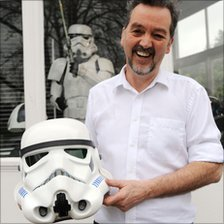 "BBC News - Lucas loses Star Wars copyright case at Supreme Court. Does this ruling seem correct to you? I actually kind of find it troubling that something creative and used in the creative endeavor of filmmaking does not get protection as a creative work. Though maybe the reason this feels ok is that the original designer of the props is the one getting to keep his rights in this case. This case seems to also stand for the proposition that third parties can make replica armor without owing the creator of ""Star Wars"" OR the creator of the original outfit anything. That seems more problematic."