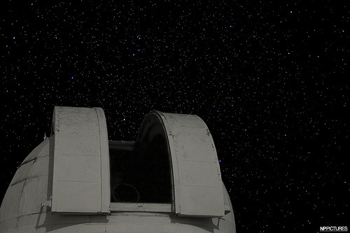 galaxyshmalaxy:  C.U.A.S Telescope (by Nathan Petersen)