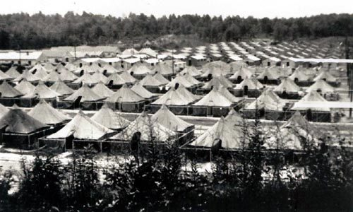 battered-bastards:  Camp Toccoa home of Easy company