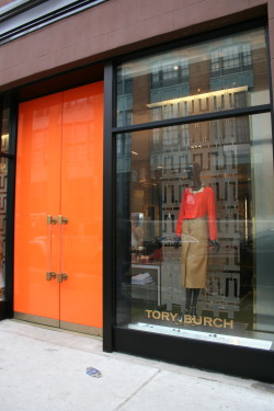 Tory Burch, NYC