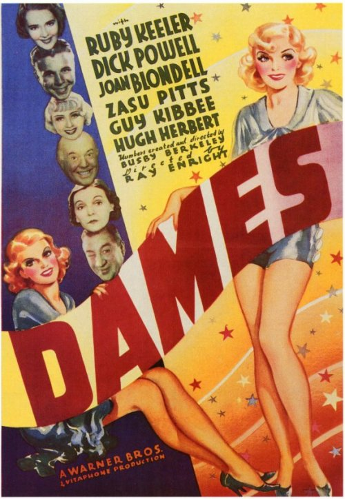 the-asphalt-jungle:  Dames (1934)