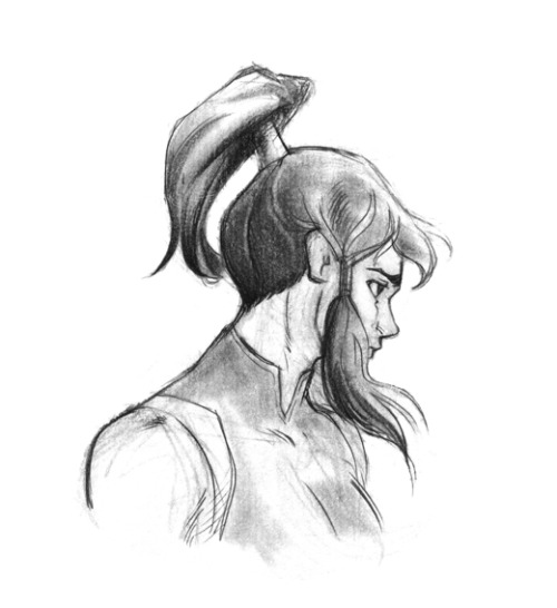 omnomsenzubean:  04/30 Korra!  being remorseful n' junk.  sure we all know she's great at kicking butt, but every once in a while, everybody hurts … soooommetiiiiimmess~
