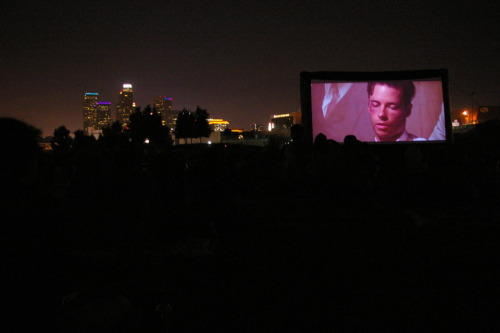 L.A. Confidential at the L.A. State Historic Park.