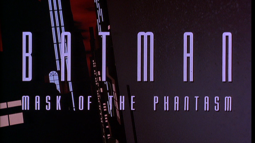 fumettidccomics:  title-screens:  Batman: Mask of the Phantasm (1993), Eric Radomski, Bruce Timm, Kevin Altieri, Boyd Kirkland, Frank Paur, & Dan Riba  -