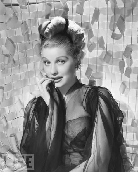 How I love Lucy… Lots of Lucille Ball slideshows at LIFE mag.