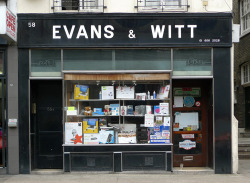 Evans & Witt, Long Lane EC1a