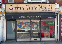 Cathys Hair World, Barking Road E13