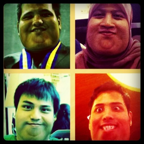 Fatties family (Taken with instagram)