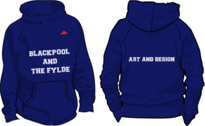 Putting this really simple hoody design together for my uni has pretty much just landed me the position of designer for Blackpool and The Fylde student union Making a little bit of a mark already and I've not even started my second year yet haha