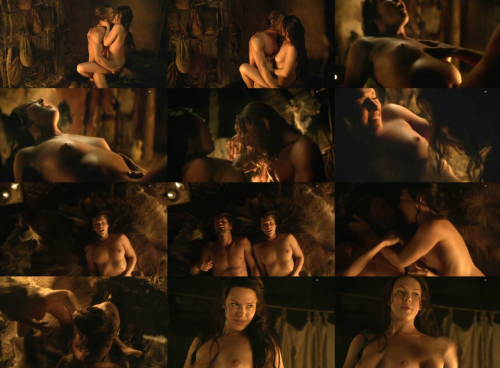 laya:    Spartacus: What else did the Gods tell you about my future?Sura: That you will never love another woman.