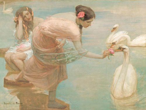 A Summer Morning, Rupert Bunny