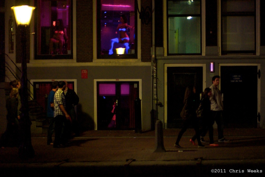 Amsterdam, Holland:  July, 2011.  One of the toughest places to make street photos for sure.  It's much easier if you have someone with you and you act like stupid tourists.  Doing it as a 'lone dude is much more difficult.   Leica M9.  35 'lux.  Aperture » ColorEfex Pro.x