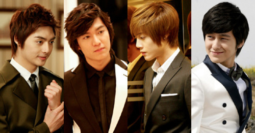 chewicholo:  F4. Boys Before Flower ♥ i really luv this drama