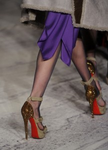 Christian Louboutin for 3.1 Phillip Lim (Fall 2010)