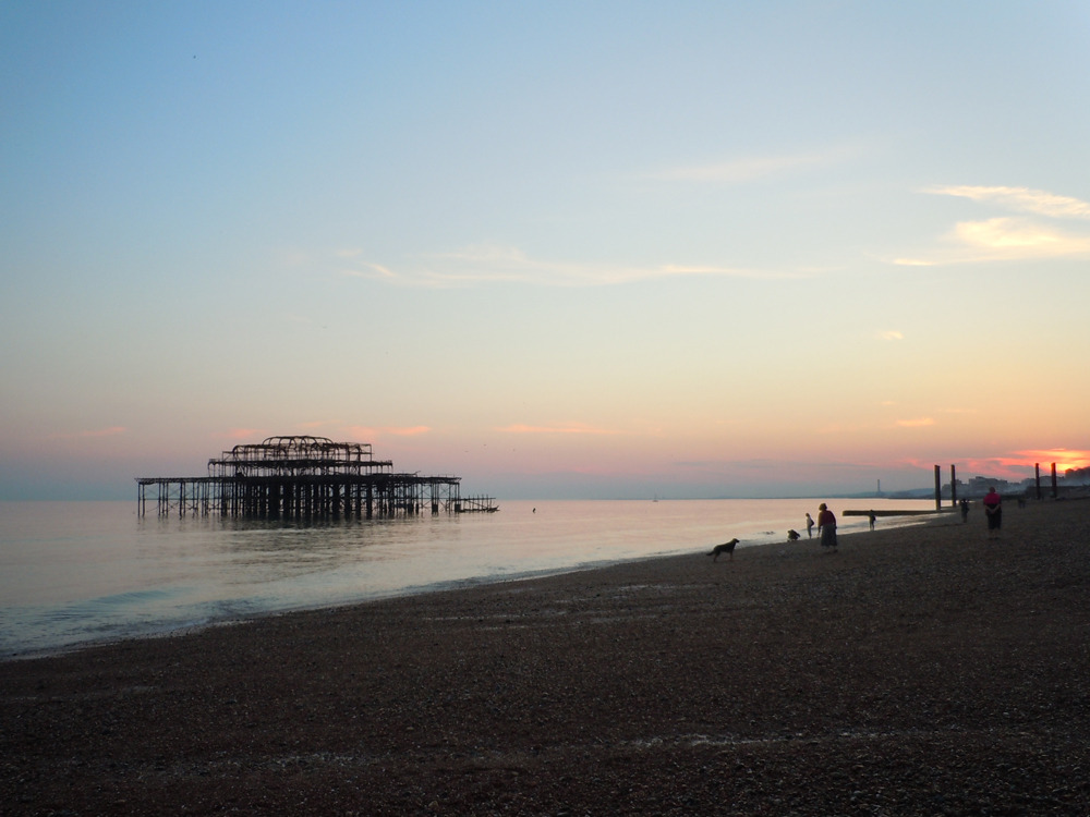 West Pier, Brighton, UK 2011