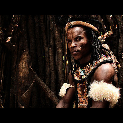 tmrrwppl:  remember we are warriors Zulu S.Africa
