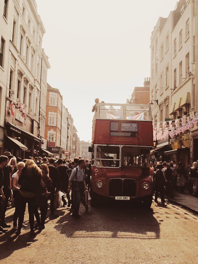 Royal Wedding day, London UK, 2011