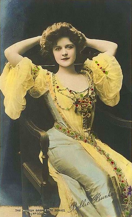 Billie Burke - Happy Birthday, August 7th!