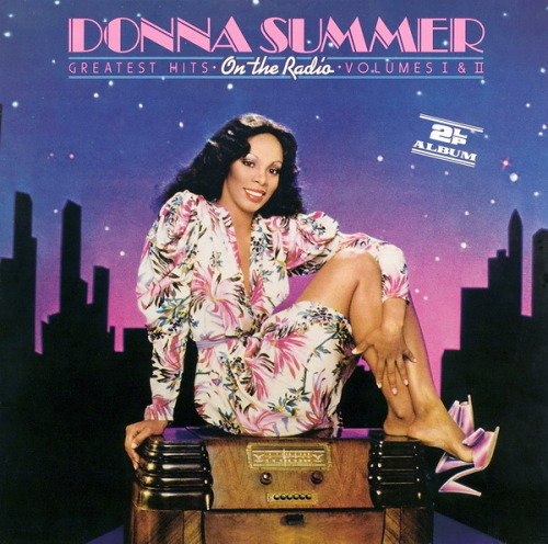 johnlempka:  Donna Summer is clearly not afraid to be literal.  Almost wore this out on cassette.