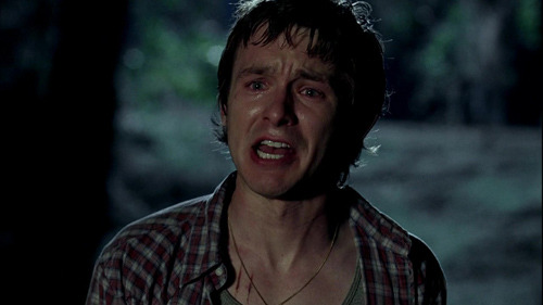 "30 Day TV Challenge Day 23- Most annoying character. From ""True Blood"": Tommy Mickens, AKA Sam Merlotte's brother. I hate him, period. In every episode he's in, he manages to piss someone off, endanger someone's life, or otherwise be a burden to the characters as well as the audience watching and throwing things at their screen. Yet Sam continues to trust him. And Tommy continues to suck."