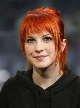 paramore Hayley Williams