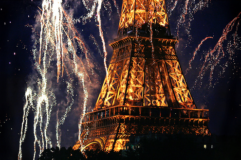 Dream #26: Spend New Years in a foreign country.